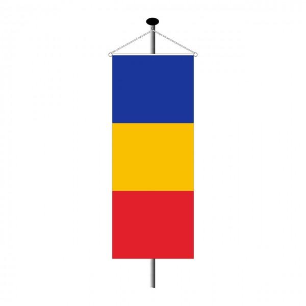 Bannerfahne Rumänien