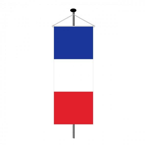Bannerfahne Frankreich