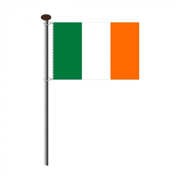 Fahne Irland im Querformat