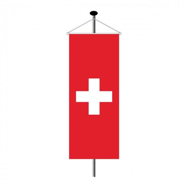 Bannerfahne Schweiz