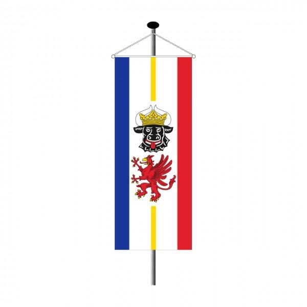 Bannerfahne Mecklenburg Vorpommern