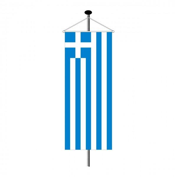 Bannerfahne Griechenland