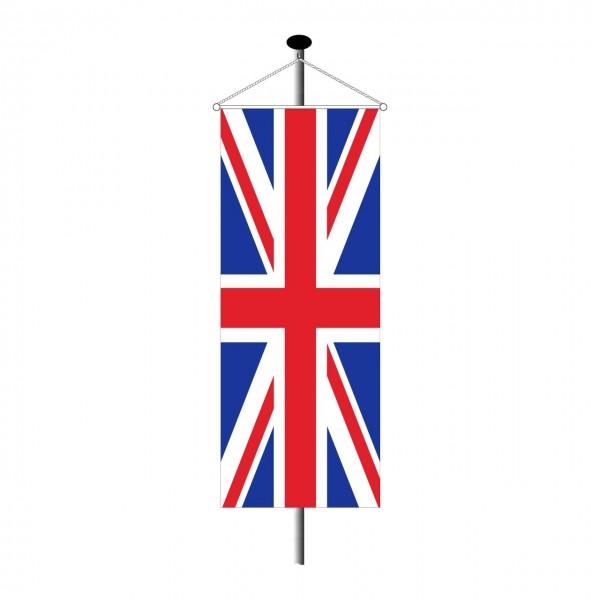 Bannerfahne Großbritannien