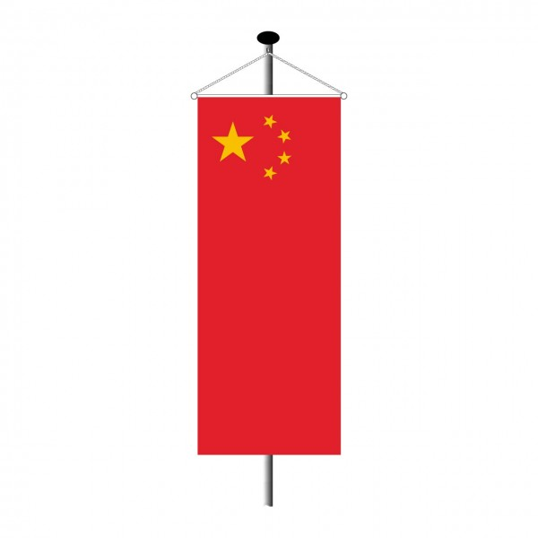 Bannerfahne China