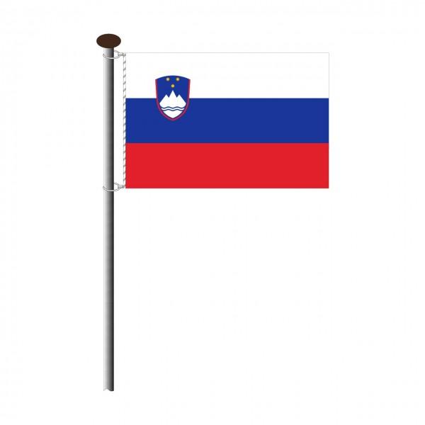 Fahne Slowenien Querformat