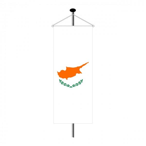 Bannerfahne Zypern