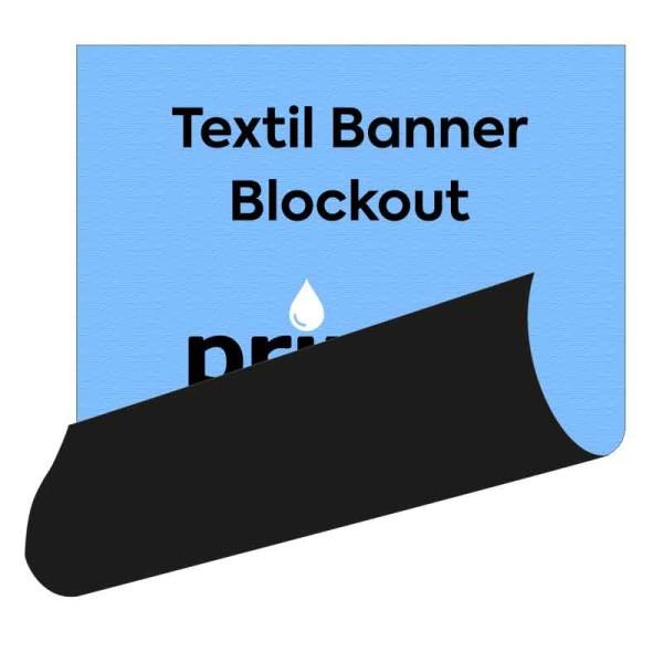 Textil Banner Blockout