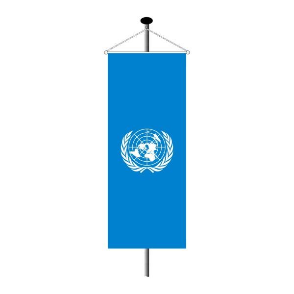 Bannerfahne UNO