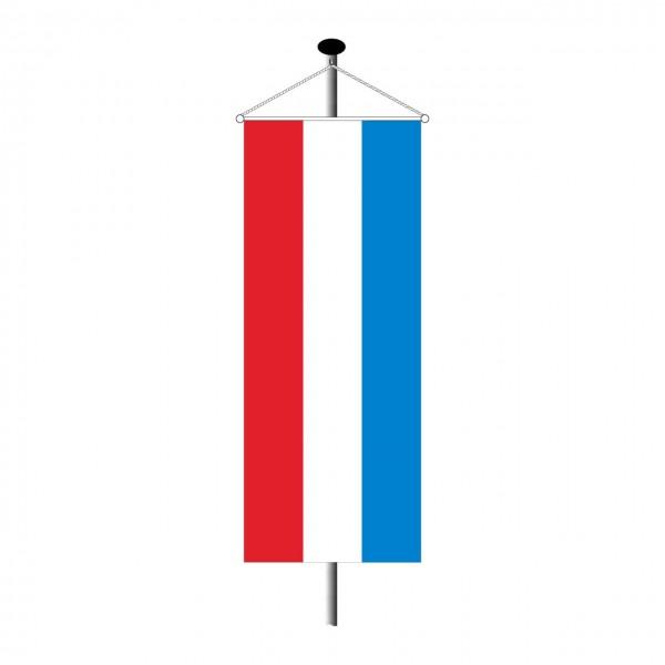 Bannerfahne Luxemburg