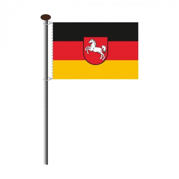 Fahne Niedersachsen Querformat