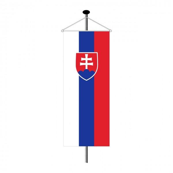 Bannerfahne Slowakei