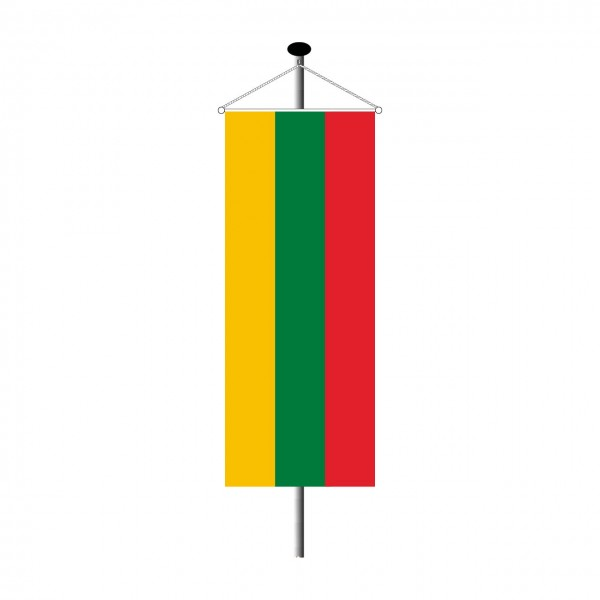 Bannerfahne Litauen
