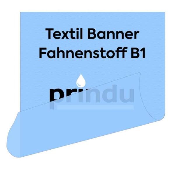 Textil Banner Fahnenstoff B1