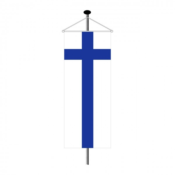 Bannerfahne Finnland