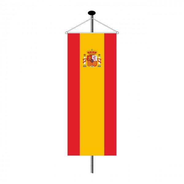 Bannerfahne Spanien