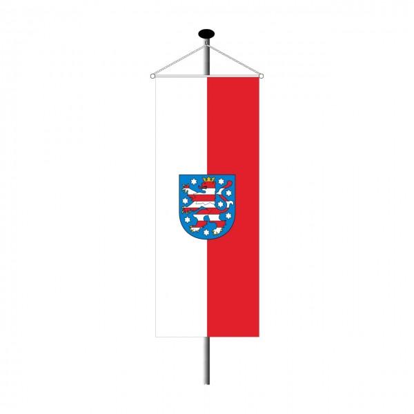 Bannerfahne Thüringen