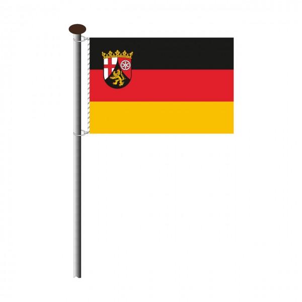 Fahne Rheinland-Pfalz Querformat