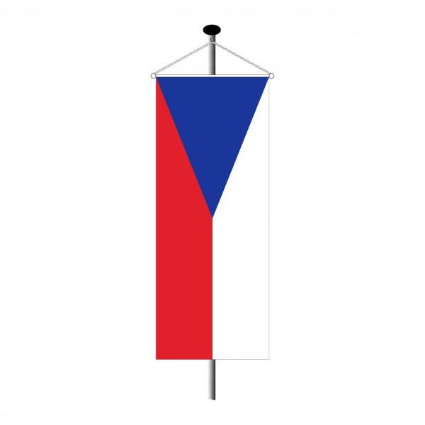 Bannerfahne Tschechien