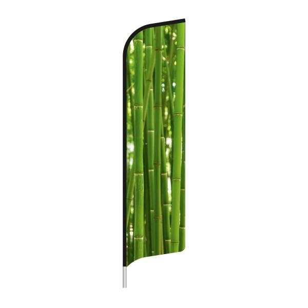 Beachflag Form Sumatra 90 x 394 cm