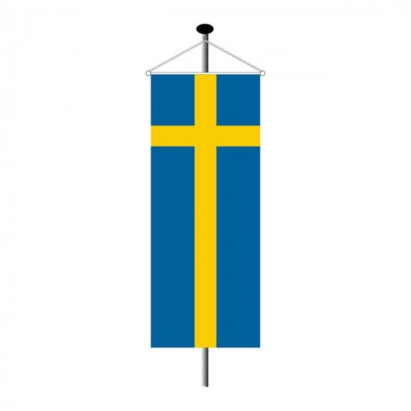 Bannerfahne Schweden