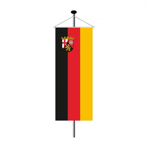 Bannerfahne Rheinland-Pfalz