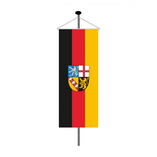 Bannerfahne Saarland