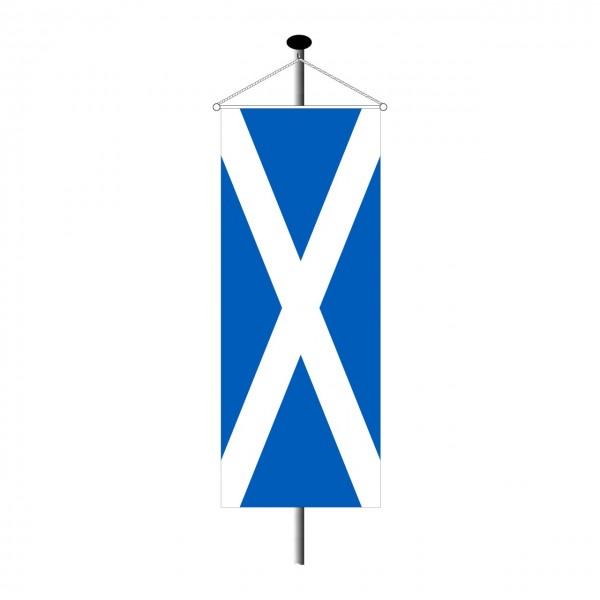 Bannerfahne Schottland