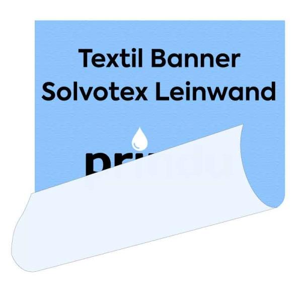 Textil Banner Solvotex Bühnenleinwand