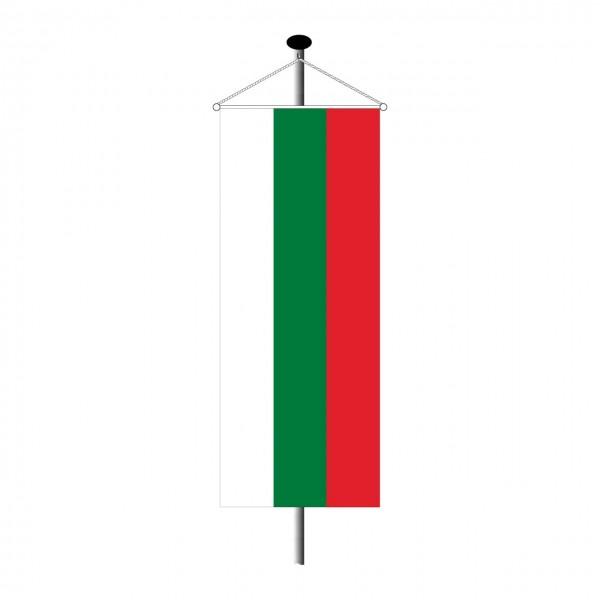 Bannerfahne Bulgarien