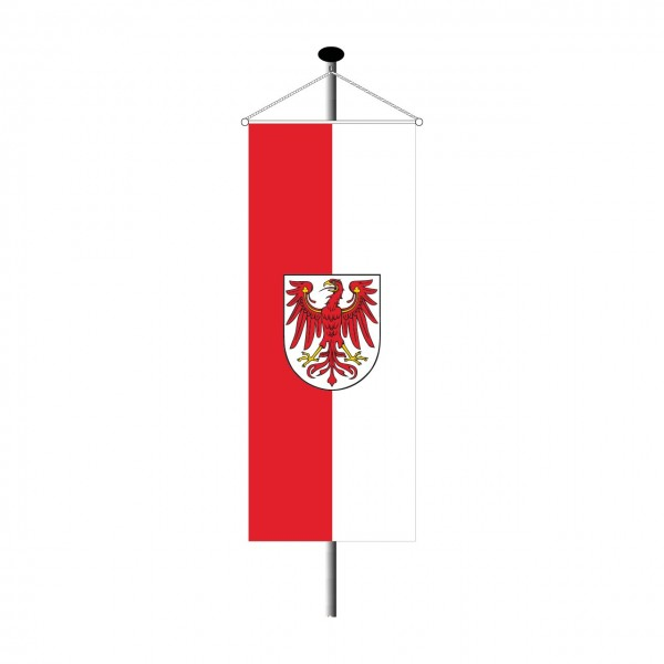 Bannerfahne Brandenburg