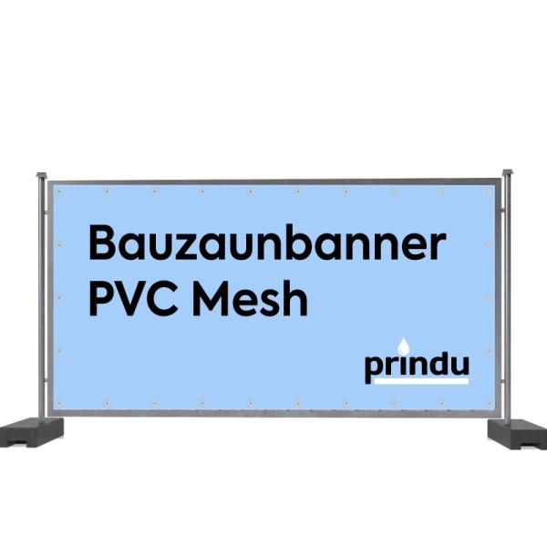Bauzaunbanner PVC Mesh