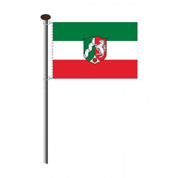 Fahne Nordrhein-Westfalen Querformat