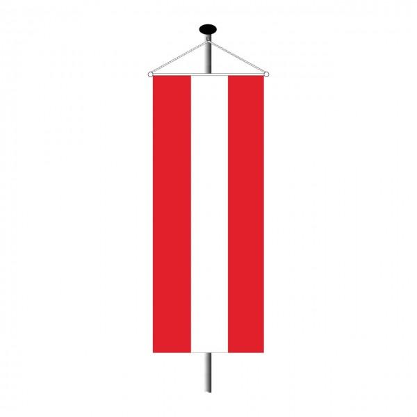 Bannerfahne Österreich