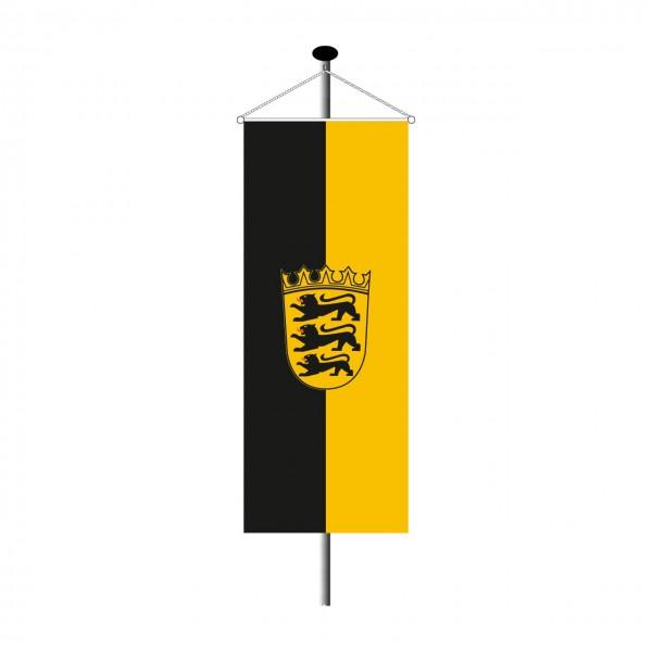 Bannerfahne Baden Württemberg