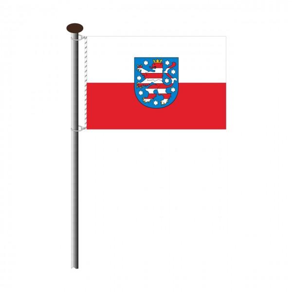 Fahne Thüringen Querformat