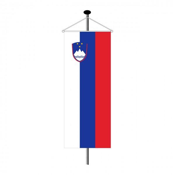 Bannerfahne Slowenien
