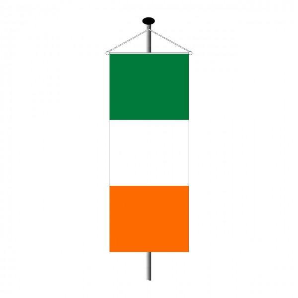 Bannerfahne Irland