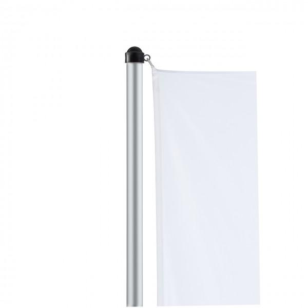 Fahnenmast mobil Höhe 6 Meter