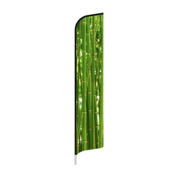 Beachflag Form Sumatra 90 x 484 cm