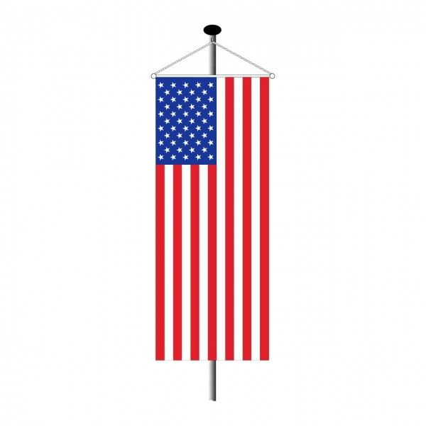 Bannerfahne USA
