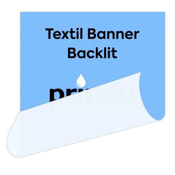 Textil Banner Backlit